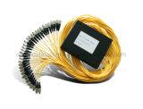 1X2 1x4 1X16 1X32 1X64 1x132 1*2 1 1*4*16*1*32 1 64 1*132 Module de boîte PLC 1xn Splitter