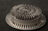Electrodo de fundición de aluminio moldeado a medida
