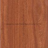 Folha de madeira do PVC da grão da mobília para a membrana e a imprensa do vácuo