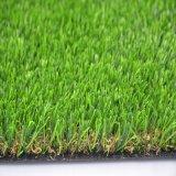 Hierba del paisaje para el jardín Es sintético