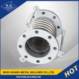 Flange End를 가진 금속 Bellows Expansion Joint