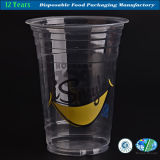 16oz Disposable Plastic Cup voor Juice
