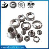 OEM/coulage en sable personnalisé pompe/distributeur/pièces de l'actionneur avec précision l'usinage CNC