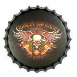 40cm Vintage Botella de Cerveza signo Metal Tapa de la Decoración de pared