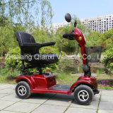 Scooter de mobilidade elétrica de assento ajustável para pessoas idosas e desabilitadas