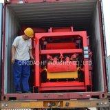 Ziegeleimaschine des Sicherheitskreis-Qt4-35 für Preis Pflasterung-Stein festsetzen, der Maschine herstellt