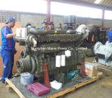 510HP Yuchai Marinedieselmotor-Fischerboot-Bewegungsladung-Behälter