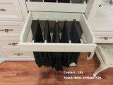 나무로 되는 UV 높은 광택 있는 미닫이 문 옷장 (FY0921)