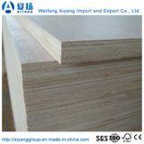 La Chine 3un grossiste de contreplaqué de bois de peuplier personnalisé