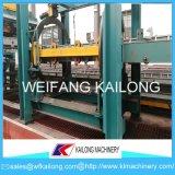 Chaîne de production de bâti de qualité pression statique