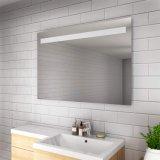 Sally de haute qualité Anti-Fog preuve d'écran tactile lumineux LED rétroéclairé Miroir de salle de bains