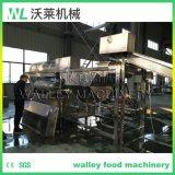 Nettoyeur de pois en acier inoxydable de la machine à laver de maïs cireux