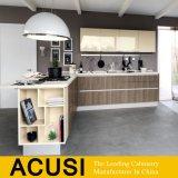 Nouveau style de la mélamine Conseil High Gloss laque ACS (armoires de cuisine2-W207)