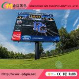 Full HD de plein air P10 Affichage LED pour la publicité commerciale de l'écran du panneau