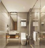 Sally B1527-1 Quality-Assured Salle de Bain Préfabriquées Pods équipé de carreaux de sol et mur, de la lumière des raccords