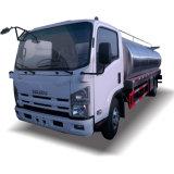 Isuzu 700P 4X2, acier inoxydable aluminium réservoir d'eau Lait Camion Citerne 7000litres 8000litres 10000litres réservoir de lait de transport de chariot