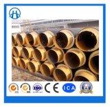 Dn500 com isolamento de lã de vidro resistente ao calor isoladas térmica do tubo de vapor na China