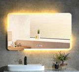 Estilo moderno banheiro Anti-Fog LED de iluminação inteligente Mirror-Ly816