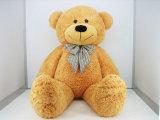 Hi fr 71 Grande taille cravate marron Teddy Bear Stuff jouet