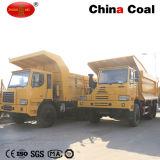 Sinotruck HOWO 6X4 70 Tonnen große Bergbau-Speicherauszug-Lastkraftwagen- mit Kippvorrichtung