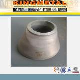 Riduttore senza giunte dell'acciaio inossidabile TP304L/316L/201/421
