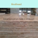 Het Natuurlijke Houten Vernisje van uitstekende kwaliteit Commerciële Blockboard