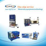 Machine de cannelure Semi-Automatique de bureau pour la diverse cellule de cylindre