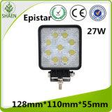 LED作業ライト12V 4インチ27W