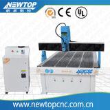 Aluminio portable Metal Hierro Acrílico Grabado Pequeño CNC Routers Fresado Machine1224