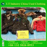 方法デザイン高品質の中古の衣類の人のWaddedのコート