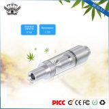 芽V3の噴霧器ガラス0.5ml陶磁器の熱するVapeのペンEのタバコ