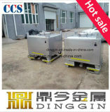 1000L tanque SS304/316L Un31A/Y-Imdg do aço inoxidável IBC