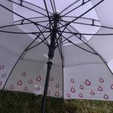 Guarda-chuva dobro do golfe do dossel