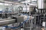 Automatische Vonkende het Vullen van de Was van het Water het Afdekken Machine