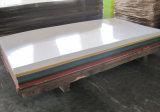 L'opale blanc laiteux feuille acrylique moulé pour les panneaux publicitaires