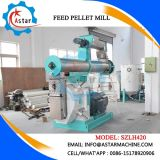 8-10t / H Capacity Poultry Feed Mill Machine da China