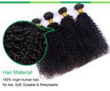 Wellen-menschliches Jungfrau-Haar der Fabrik-7A brasilianische tiefe des Preis-100%