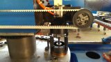 기계적인 판금 구멍 CNC 포탑 구멍 뚫는 기구 기계