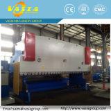 500tons Press Brake Machine per il Perù Customer Working Very Good