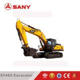 Sany Sy465 Hydraulische Graafwerktuig van het Kruippakje van de Bouw van de Mijnbouw van 46.5 Ton het Grote