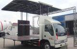 mobiles Leistungs-Fahrzeug des Stadiums-4X2 20 M2-ausdehnbarer Stadiums-LKW