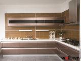 armário de cozinha moderno do MDF da laca 2015welbom com padrão de ISO