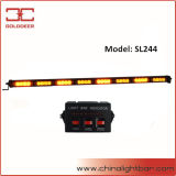 Car LED Amber Strobe Warning Light (SL244-amber)