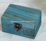 SGS auditados de alta qualidade de fornecedor na caixa de jóias em madeira pintada