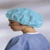 Nichtgewebte medizinische chirurgische Krankenschwester-Schutzkappe, die Maschine herstellt