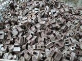 Extrémité de registre d'acier de bâti d'échafaudage