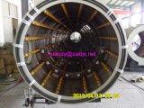 Máquina formadora de vácuo de tubo de PVC 160mm-400mm