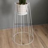 Soporte caliente del crisol de flor de la dimensión de una variable redonda de Ikea de la venta