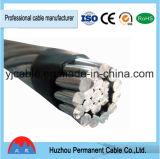 Cable de AAAC todos los conductores B-398 de la aleación de aluminio