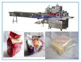 Macarronete imediato automático, bolos, máquina de empacotamento da embalagem do grupo da família de chá